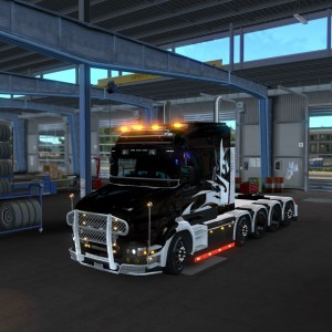 Scania mod in ATS